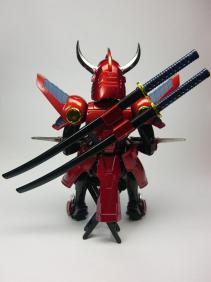 烈火鎧ギア2