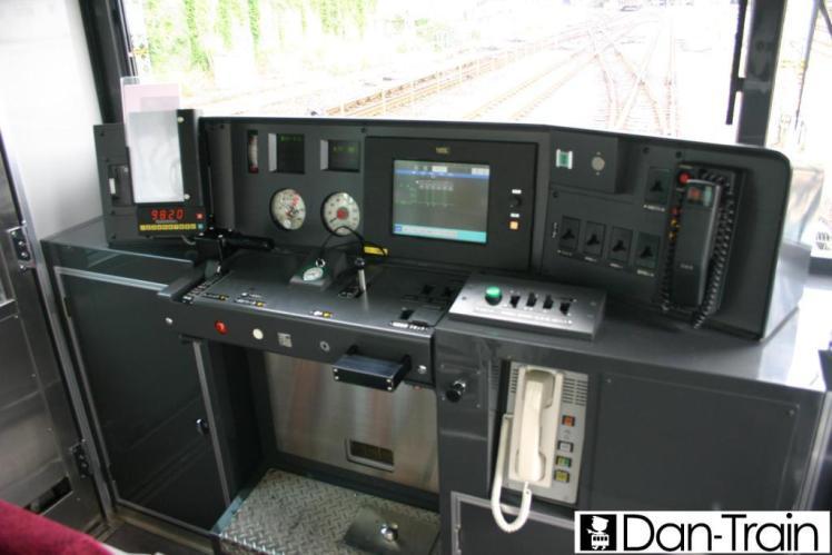 Dan-Train内部