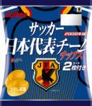 サッカー日本代表チームチップス2008年版