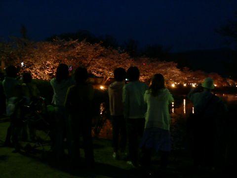09年松本城のお堀