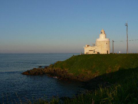 納沙布岬の灯台
