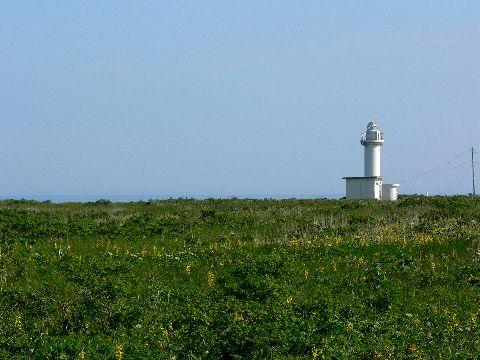 竜神崎灯台