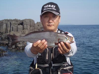 古賀さんイサキ