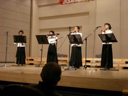 20.11.1大道芸 ハーモニカ 14520