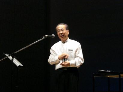 20.11.1大道芸 ハーモニカ 16720
