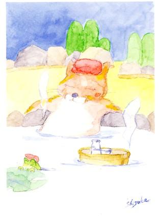 まーちのお風呂