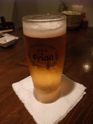 ビール おしぼりコースター