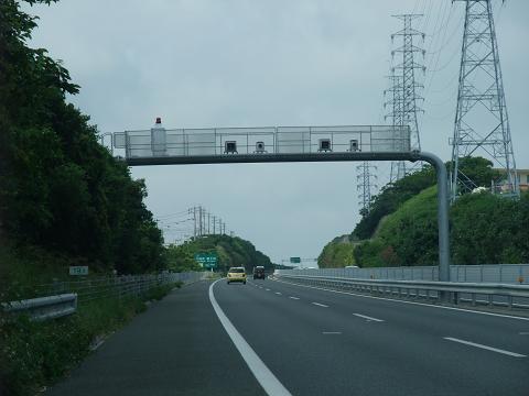 沖縄自動車道 オービス