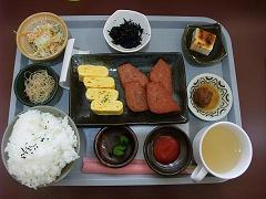 ポーク玉子定食 - Net Station