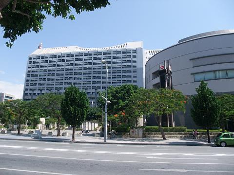 沖縄県庁&沖縄県議会