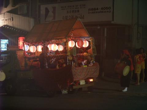 道じゅねー 1 (Tue) Sep 2009