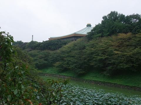 日本武道館&千鳥ヶ淵 3 (Sat) Oct 2009