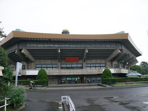 日本武道館 3 (Sat) Oct 2009