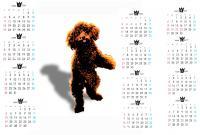 2009カレンダー(ダンシングゴンタ)のコピー