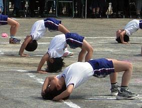 運動会2007-4