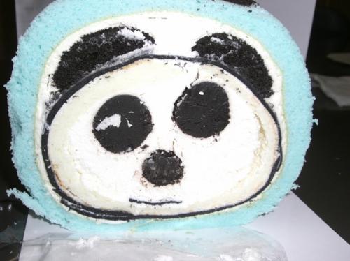 ケーキ パンダ