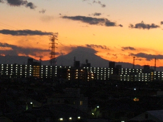 トワイライトMt.Fuji