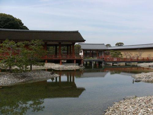 東院庭園池