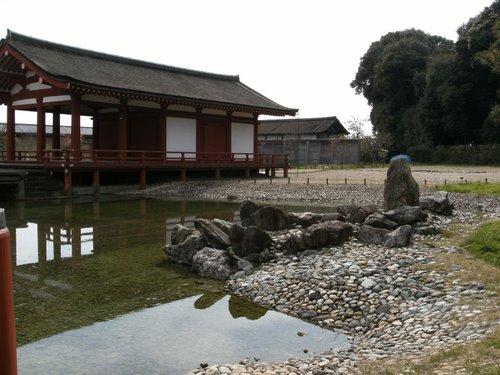 東院庭園池1