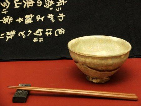 飯椀・箸置き・箸