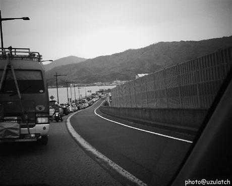 渋滞mono