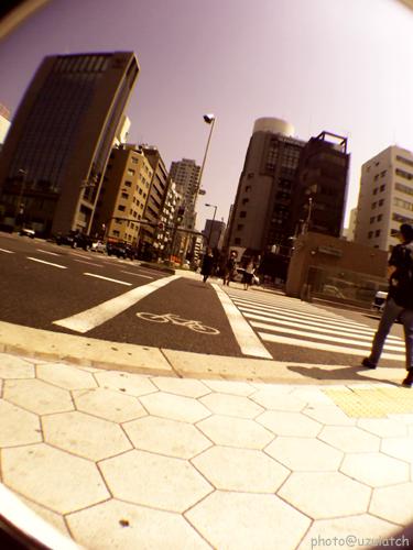 六角なタイル