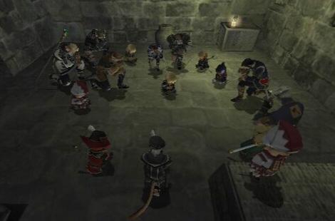 囚人達の密談、あるいは交霊会