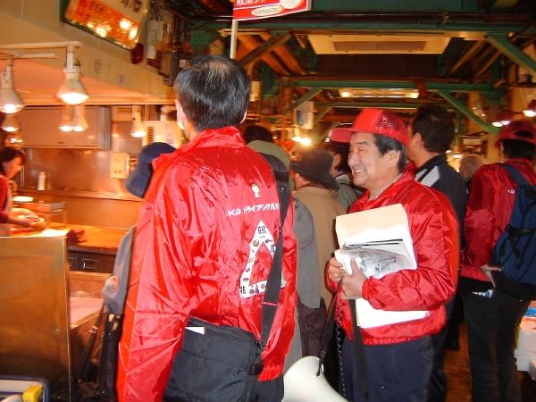 鶴橋でイベント.2