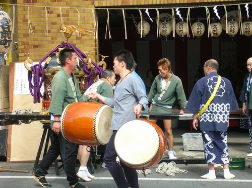 松戸祭り1