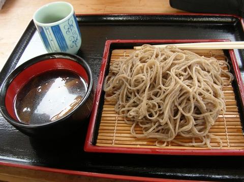 北川辺蕎麦