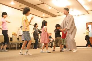 踊り練習2