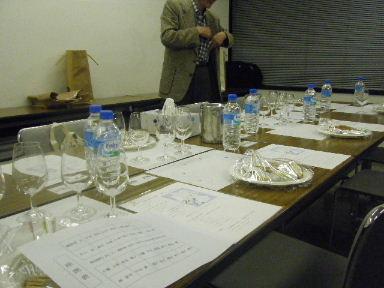 たけやワイン教室2