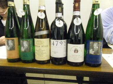 たけやワイン教室6