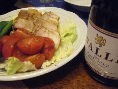 ワインと料理3