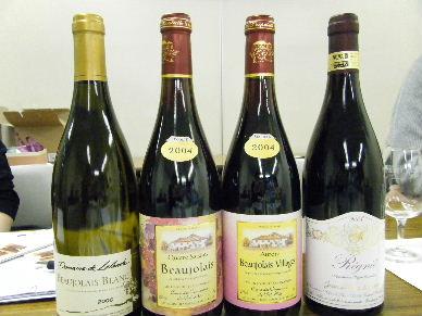たけやワイン教室8