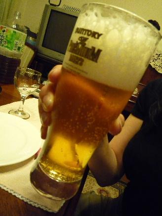 エッチャンお泊まり食事4