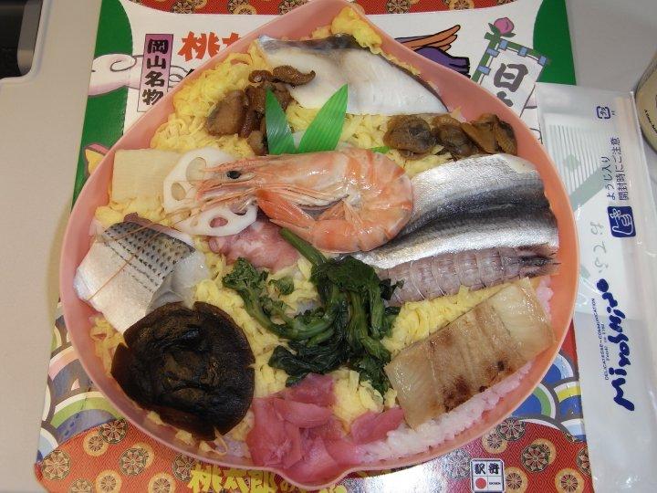 桃太郎の祭り寿司3