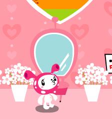 ピンクだぁ~