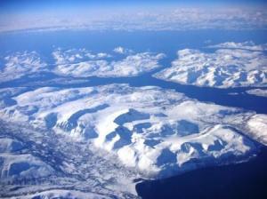 Tromsoに近づく