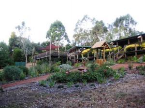 乾燥地ガーデン
