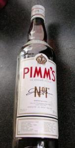 PIMM'Sボトル