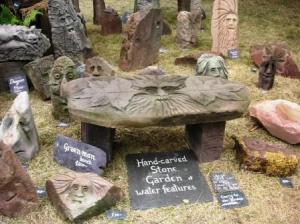 石の彫刻2