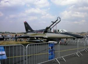 チェコの軍用機