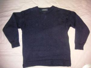 これがガーンジー・セーター