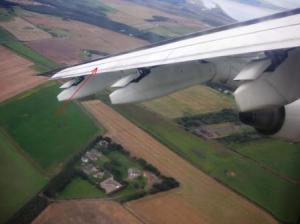 RJ100の翼