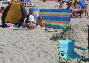 浜辺の三種の神器