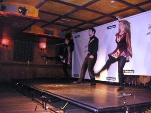 アイリッシュダンス