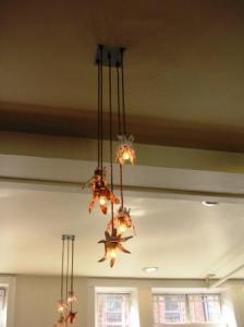 布製ランプシェード
