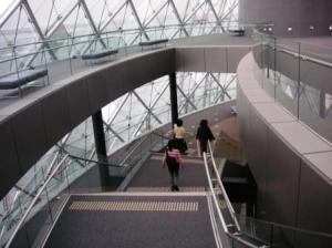 南港の海洋博物館