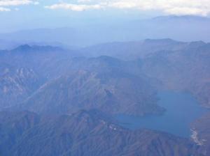 日本は山国、を実感